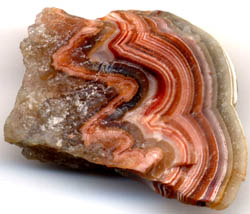Example of a Banded Agate