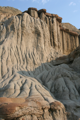 Badlands National Park, Eroding Badlands
